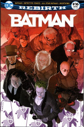 Batman Rebirth (DC Presse) -16- Tome 16