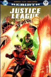 Justice League Rebirth (DC Presse) -16- Tome 16