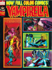 Vampirella (Warren) -26- The Demon Child; Moonspawn; Fringe Benefits; Demons in the Fog