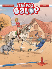 Triple galop -14- Tome 14