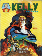 Kelly ojo magico (Surco - 1983) -1- ¡Salvaje Oeste!