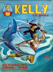 Kelly ojo magico (Surco - 1983) -4- El poder del gran Kan