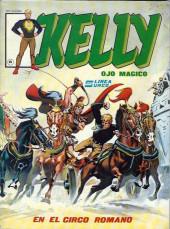 Kelly ojo magico (Surco - 1983) -6- En el circo romano