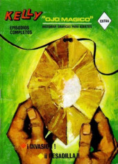 Kelly ojo magico (Vértice - 1967) -2- ¡Invasion! / ¡¡Pesadilla!!