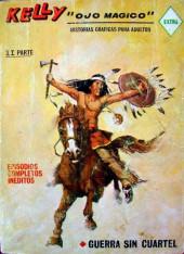 Kelly ojo magico (Vértice - 1967) -11- Guerra sin cuartel