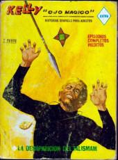 Kelly ojo magico (Vértice - 1967) -12- La desaparicion del talisman
