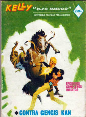Kelly ojo magico (Vértice - 1967) -16- Contra Gengis Kan