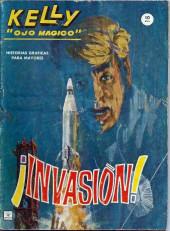 Kelly ojo magico (Vértice - 1965) -4- ¡Invasión!