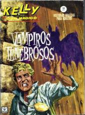Kelly ojo magico (Vértice - 1965) -6- Vampiros tenebrosos