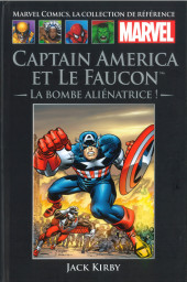 Marvel Comics - La collection (Hachette) -118XXXIV- Captain America et le Faucon - La Bombe Aliénatrice!