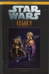 Star Wars - Légendes - La Collection (Hachette) -7489- Star Wars Legacy - V. Loyauté