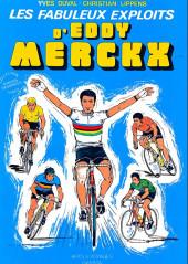 Les fabuleux exploits d'Eddy Merckx -1- Les Fabuleux Exploits d'Eddy Merckx