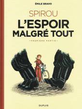 Spirou et Fantasio (Une aventure de.../Le Spirou de...) -14- L'Espoir malgré tout - Première partie - Un mauvais départ