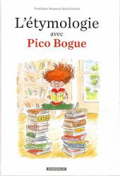 Pico Bogue -HS1- L'étymologie avec Pico Bogue