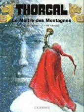 Thorgal -15d17- Le maître des montagnes