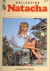 Natacha - La Collection (Hachette) -17- La veuve noire