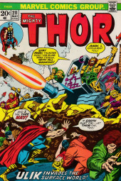 Thor (1966) -211- The End of the Battle!