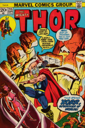 Thor (1966) -215- The God in the Jewel