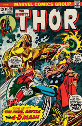 Thor (1966) -216- Where Chaos Rules!