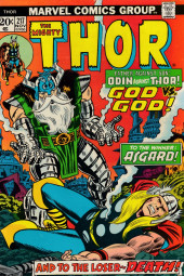 Thor (1966) -217- All Swords Against Them!