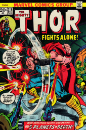 Thor (1966) -218- Where Pass the Black Stars, There Also Passes... Death!