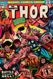 Thor (1966) -222- Before the Gates of Hell!