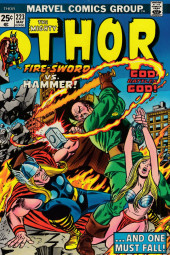 Thor (1966) -223- Hellfire Across the World!