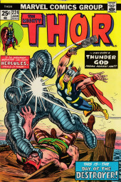 Thor (1966) -224- No One Can Stop...The Destroyer!