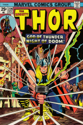 Thor (1966) -229- Where Darkness Dwells, Dwell I!