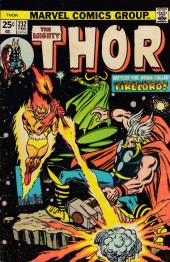 Thor (1966) -232- Lo, The Raging Battle!