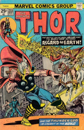 Thor (1966) -233- Midgard Aflame!