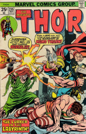 Thor (1966) -235- Who Lurks Beyond the Labyrinth!