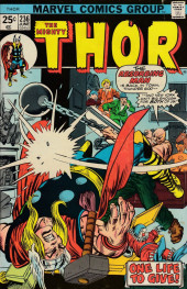 Thor (1966) -236- One Life to Give!
