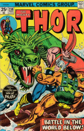 Thor (1966) -238- Night of the Troll!