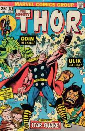 Thor (1966) -239- Time Quake!