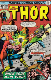 Thor (1966) -240- When the Gods Make War!