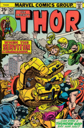 Thor (1966) -242- When the Servitor Commands!