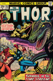 Thor (1966) -243- Turmoil in the Time Stream!