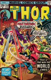 Thor (1966) -244- This Is the Way the World Ends!