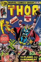 Thor (1966) -247- The Flame and the Hammer!