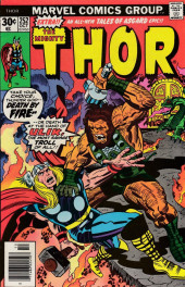 Thor (1966) -252- A Dragon at the Gates!