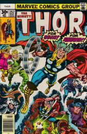 Thor (1966) -257- Death, Thou Shalt Die!