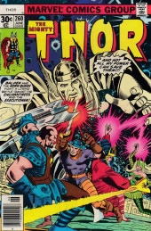 Thor (1966) -260- The Vicious and the Valiant