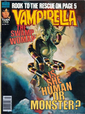 Vampirella (Warren) -70- The swamp woman
