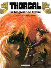 Thorgal -1f2015- La magicienne trahie