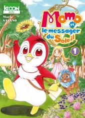 Momo et le messager du Soleil -1- Tome 1