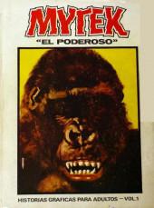Mytek el poderoso (Vértice - 1971) -1- (sans titre)