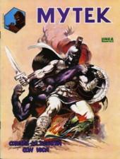 Mytek el poderoso (Surco - 1983) -3- Contra la estatua con vida