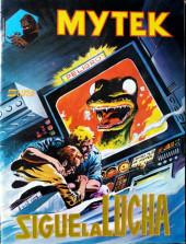 Mytek el poderoso (Surco - 1983) -6- Sigue la lucha