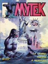 Mytek el poderoso (Surco - 1983) -7- ¡La Tierra puesta a rescate!